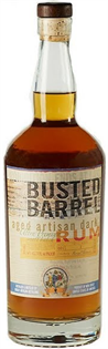 Busted Barrel Rum Dark 750ml
